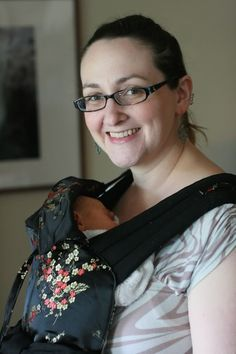 How to sew baby carrier: the mei tai. A mei tai is a versatile and comfortable carrier that works for newborns through toddlers, and for parents and caregivers of most any size to wear.