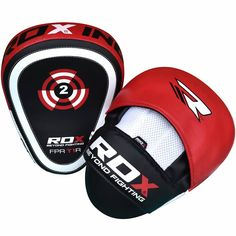 RDX Focus Pads is highly absorbent of shock and is designed with latest technology thus available with enhanced utility and benefits. Training Pads, Boxing Training, Muay Thai, Pool Slides, Mma, Sandals, Leather, Boxing Workout, Shoes Sandals