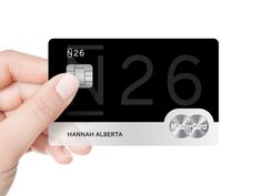 N26 Black Mastercard Minimal Business Card, Business Card Design, Business Cards, Transportation Logo, Compliment Slip, Credit Card Design, Member Card, Vip Card, Exhibition Booth Design