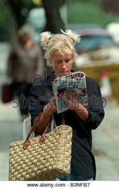Paula yates Bob Geldof, Michael Hutchence, Television Program, Rock Chic, George Michael, Famous Women, Straw Bag, Winter Fashion, Daughter