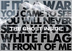 the ghost inside, Engine 45 Music Lyrics, Music Quotes, Anti Flag, The Ghost Inside, The Word Alive, Coheed And Cambria, Hardcore Music, I See Stars, Ghost In The Machine