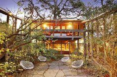 Boyd House II | 290 Walsh St, South Yarra | Robyn Boyd 1957
