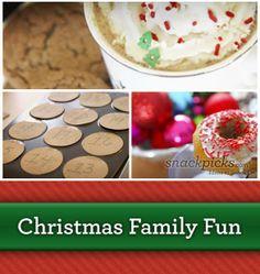 Ideas for Christmas Family Fun