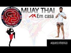 MUAY THAI em casa (Aquecimento) - YouTube Van, Workout, Youtube, Movie Posters, Movies, Warming Up, Houses, Art, Films