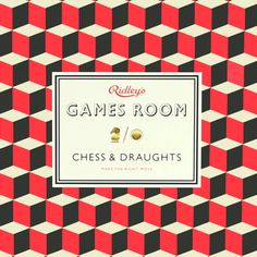 Ridleys chess and draughts set