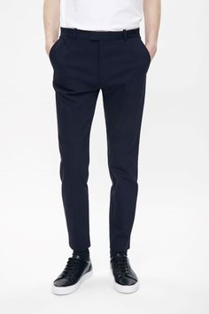 COS | Tapered slim trousers