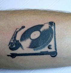turntable tat