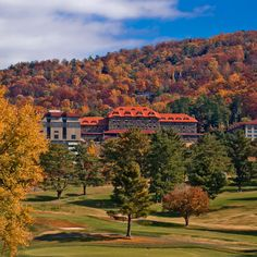 Stay at the iconic resort this fall for special mid-week rates including deluxe stay, breakfast, parking, and more! Get details on RomanticAsheville.com