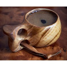 The Kuksa Birch Burl Cup Senior 2 - Ultima Thule Finland