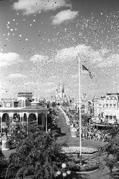 Fun fact: McKellar attended the opening of Walt Disney World on October 1, 1971.