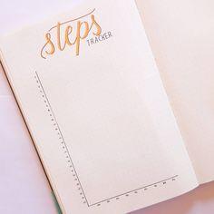 A simple steps tracker.  The notebook is from @ciceropapelaria, which I don't buy anymore because of the price.     #bulletjournal #bulletjournaljunkies #bujo #bujojunkies #planner #journal #minimalistbujo #minimalist #studyblr #studygram #unipin #tombow #tombowdualbrushpens #diyplanner #calligraphy #bulletjournaling #bulletjournalcommunity #motivation #doddles #medicationtracker #sleeptracker #habittracker #bulletjournalweekly #doodle #watercolor #watercolors #stabiloboss
