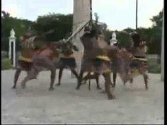 Danza Indigena Colombia - musica colombiana