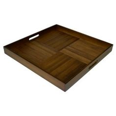 To go on top of leather ottoman/coffee table