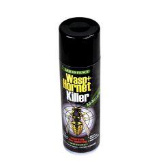 Liquid Fence 13.5 oz. Wasp and Hornet Killer Oil Based Aerosol | from hayneedle.com