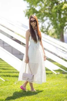 20 street style looks from the Frieze Art Fair on Randall's Island, photographed by Diego Zuko.