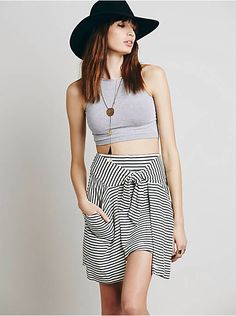 Free People All Tied Up Skirt, $108.00