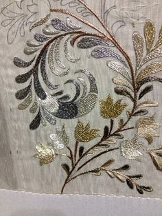 Marvelous Crewel Embroidery Long Short Soft Shading In Colors Ideas. Enchanting Crewel Embroidery Long Short Soft Shading In Colors Ideas. Hardanger Embroidery, Beaded Embroidery, Embroidery Stitches, Embroidery Patterns, Hand Embroidery, Machine Embroidery, Embroidery Supplies, Creative Embroidery, Lesage
