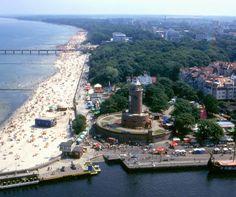 Kołobrzeg. Poland.