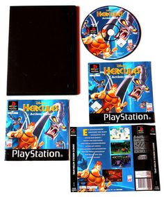 Playstation 1 Hercules Action-Game für Ps1