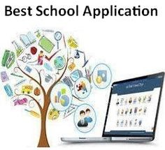 Skool Master offers a school ERP software that is useful for handling the administrative jobs of schools, colleges and universities. It helps you in maintaining the information of students and staff in their database School Application, Application Design, School Levels, School Fun, Education System, Higher Education, Administrative Jobs, School Timetable, Accounting Software