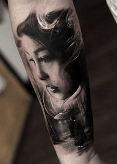 50 Amazing Geisha Tattoos Designs and Ideas For Men And Women Geisha Tattoos, Geisha Tattoo Design, Old Tattoos, Cover Up Tattoos, Girl Tattoos, Small Sister Tattoos, Sibling Tattoos, Forearm Tattoos, Sleeve Tattoos