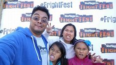 Awesome and Affordable Family Vacations: Six Flags Fright Fest Affordable Family Vacations, Columbus Day Weekend, Six Flags, Places To Travel, Really Cool Stuff, Awesome, Kids, Young Children, Boys