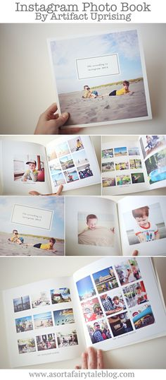 Instagram Book by Ar
