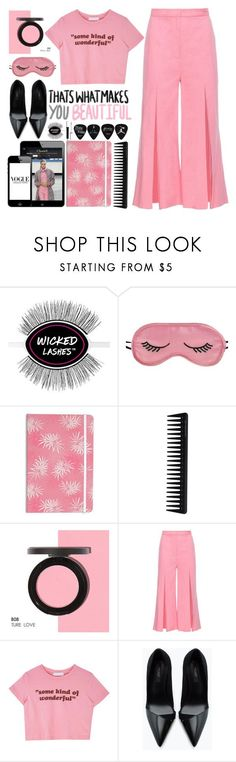 """Tats What Makes You Beautiful"" by emcf3548 on Polyvore featuring NYX, Hollywood Fashion Secrets, Hervé Léger, GHD, Dalood, Zara and Givenchy"