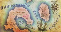 Nouvelle carte de l'intercommunalité