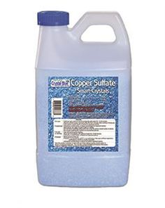COPPER SULFATE Pond Algae Control