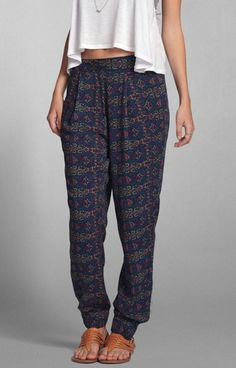 Adin Drapey Pants