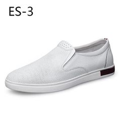 size 40 f3de8 fc480 Brand New Men Big Size Shoes Casual High Quality Split Leather Shoes Lace  Up Man Flats Shoes
