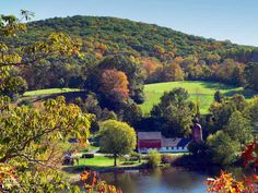 Bridgewater, Connecticut. My home.
