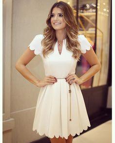 """Vestido @bambolarp Tem mais lindo?? Muuuito amor!! • #previewwinter16 #bambola #blogtrendalert"""