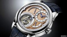 The watchmaker that