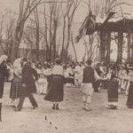 Dancing in 1925 – Hora in Romania
