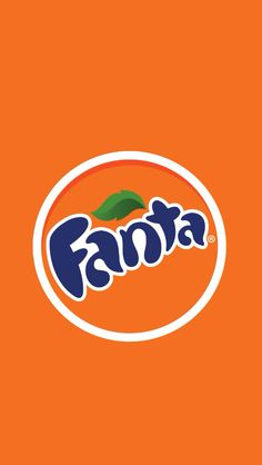 Fanta is a global brand of fruit-flavored carbonated soft drinks created by The Coca-Cola Company. There are over 100 flavors worldwide. The drink originated in Nazi Germany under trade embargo for Coca Cola ingredients in Coca Cola, Pepsi, Minions, Festa Angry Birds, Carbonated Soft Drinks, Kit Digital, Orange Logo, Drinks Logo, Marken Logo