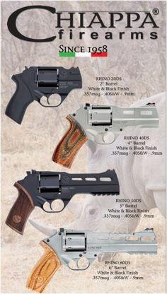 Chiappa Firearms Online Store
