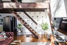 Our Style: Wishfully minimalist but hopelessly maximalist with a touch of whimsy