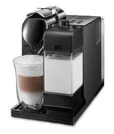 Nespresso DeLonghi Lattissima Plus Coffee Machine(Black), http://www.snapdeal.com/product/nespresso-15-ltr-en520b-espresso/1302820393
