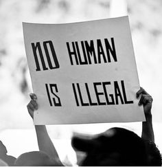 No Human is Illegal Social Topics, Social Campaign, Freedom Quotes, We Are All Human, Suki Waterhouse, Refugee Crisis, Protest Signs, World View, Together We Can