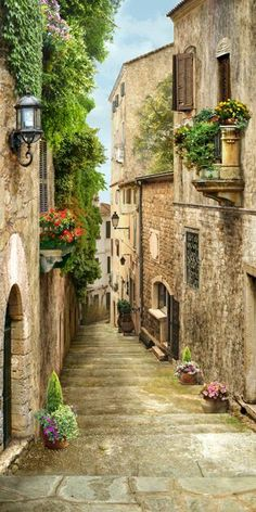 Beautiful Places To Travel, Wonderful Places, Beautiful World, Cool Places To Visit, Great Places, Places Around The World, Around The Worlds, Travel Photographie, Beautiful Streets
