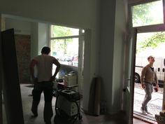 BISAZO Store & Atelier under construction