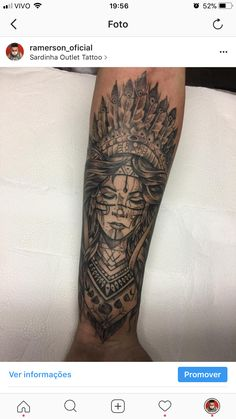 Many people mistake tattoos with more modern, rebellious cultures such as the alternative and pop-culture. Despite a lot of people being convinced that tattoos are a new thing and despite many peop… Body Art Tattoos, New Tattoos, Sleeve Tattoos, Calve Tattoo, Arm Tattoos For Guys, Sleeve Tattoo For Guys, Mens Forearm Tattoos, Native Tattoos, Light Tattoo