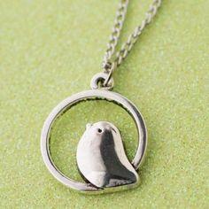 Little Bird Necklace from Shana Logic.