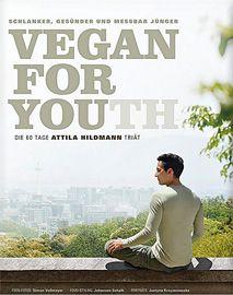 """60 Tage vegane Ernährung mit Superfoods und man sieht jünger aus, ist fitter und lebt länger - ob dieses Versprechen tatsächlich haltbar ist, muss wohl jeder selbst ausprobieren. Auch wenn man vielleicht nicht die Zeit und das Durchhaltevermögen hat, um die geforderte Triät durchzuhalten, so bietet Attila Hildmann mit """"Vegan for Youth"""" zumindest viele Anregungen zu einer gesunden Lebensweise und überzeugt auch mit vielen innovativen, gesunden Rezepten."""