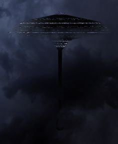 Cloud City at Night - by Balsavor