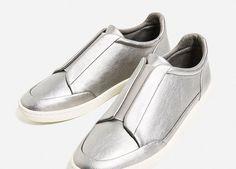 Top 60: sapatos metalizados - Especiais - Máxima.pt