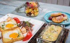 brunssi Gourmet Recipes, Chili, Eggs, Breakfast, Food, Morning Coffee, Chile, Essen, Egg