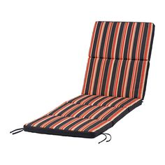 EKERÖN Chaise pad IKEA You can vary the look of your outdoor area simply by turning the pad over, since the pattern is different on each side.